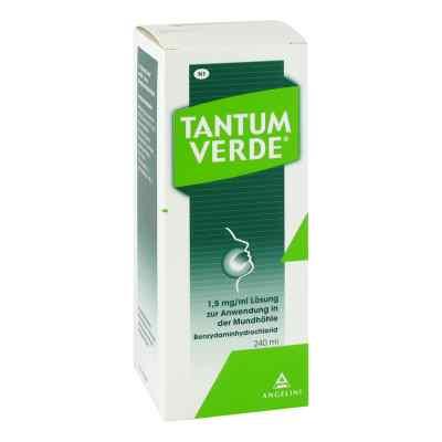 Tantum Verde 1,5 mg/ml Lösung zur, zum Anwendung in der Mundhöhl  bei apotheke.at bestellen