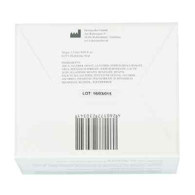 Dermaroller Hyaluronsäure 0,35% Ampullen 1,5 ml  bei apotheke.at bestellen