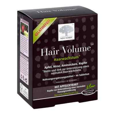 Hair Volume Tabletten  bei apotheke.at bestellen