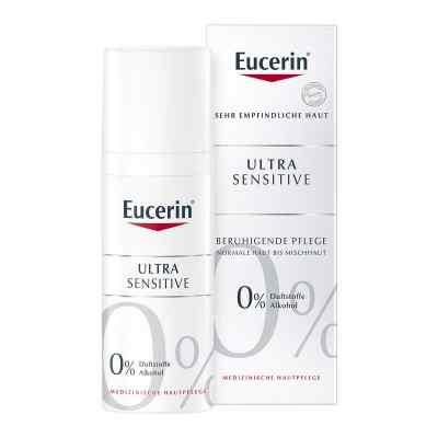 Eucerin Ultrasensitive für normale bis Mischhaut  bei apotheke.at bestellen