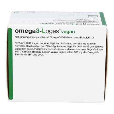 Omega 3-loges vegan Kapseln  bei apotheke.at bestellen