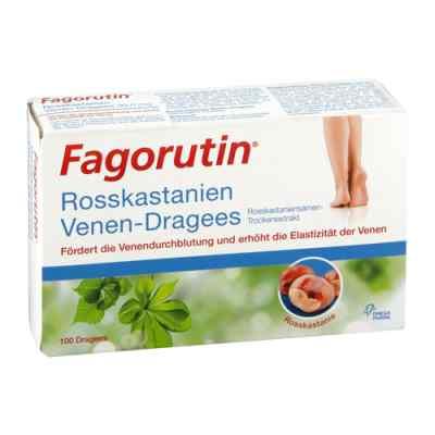 Fagorutin Rosskastanien Venen*Dragees 99mg  bei apotheke.at bestellen