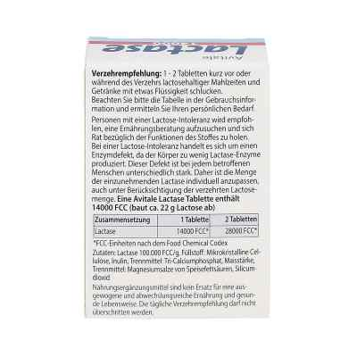Lactase 14000 Fcc Tabletten im Spender  bei apotheke.at bestellen