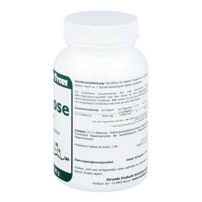 D Mannose 500 mg vegetarische Kapseln  bei apotheke.at bestellen