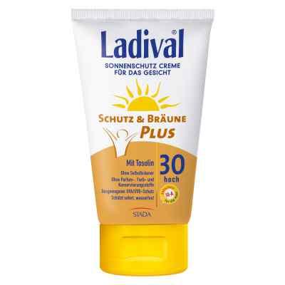 Ladival Schutz&bräune Plus Creme Lsf 30  bei apotheke.at bestellen