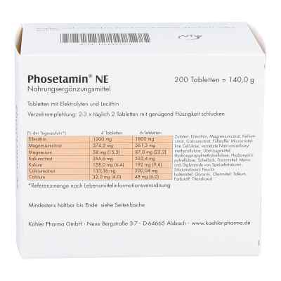 Phosetamin Ne Tabletten  bei apotheke.at bestellen