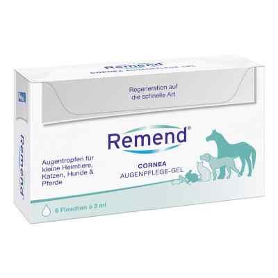 Remend Cornea Augenpflege-gel für Katze/Hund/Pferd  bei apotheke.at bestellen