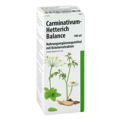 Carminativum Hetterich Balance Tropfen zum Einnehmen   bei apotheke.at bestellen