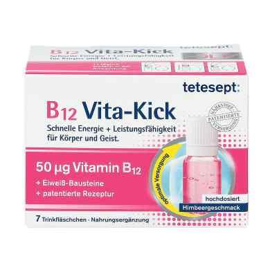 Tetesept B12 Vita-kick Trinkampullen  bei apotheke.at bestellen