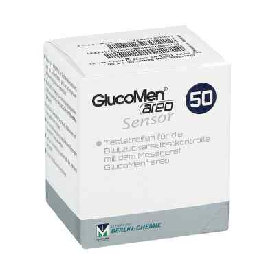 Glucomen areo Sensor Teststreifen  bei apotheke.at bestellen