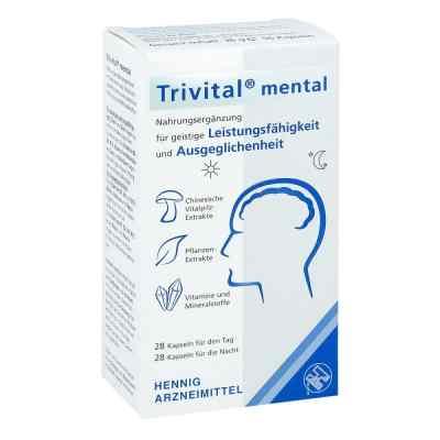 Trivital mental Kapseln  bei apotheke.at bestellen