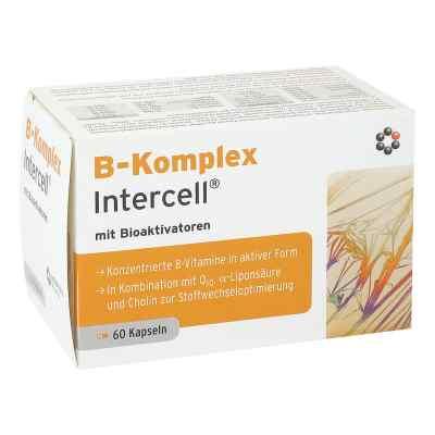 B Komplex Intercell Kapseln  bei apotheke.at bestellen