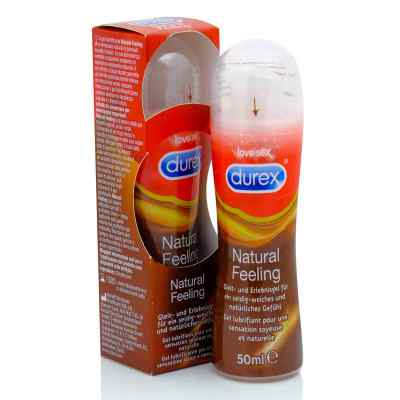 Durex Natural Feeling Gleit- und Erlebnisgel