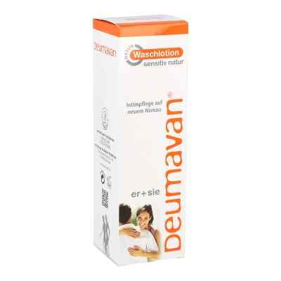 Deumavan Waschlotion sensitiv Natur ohne Lavendel  bei apotheke.at bestellen