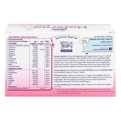 Nestle Materna Dha 90 Kapseln  bei apotheke.at bestellen