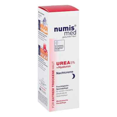 Numis med Urea 5% Nachtcreme+hyaluron  bei apotheke.at bestellen