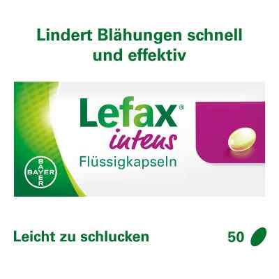 Lefax intens Flüssigkapseln 250 mg Simeticon  bei apotheke.at bestellen