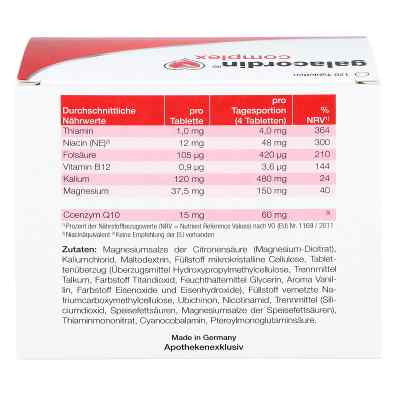 Galacordin complex Tabletten  bei apotheke.at bestellen