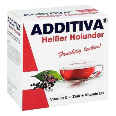 Additiva Heisser Holunder Pulver  bei apotheke.at bestellen