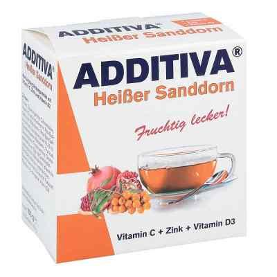 Additiva Heisser Sanddorn Pulver  bei apotheke.at bestellen