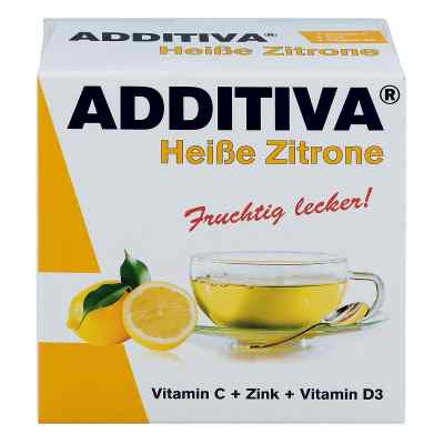 Additiva Heisse Zitrone Pulver
