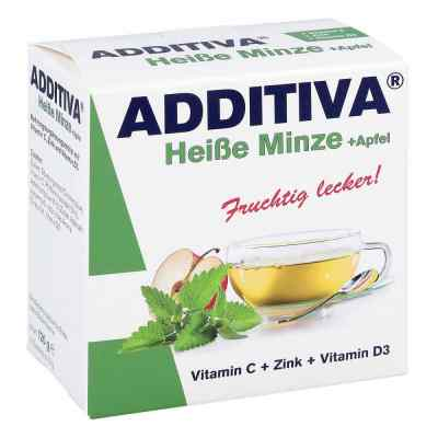 Additiva Heisse Minze+apfel Pulver