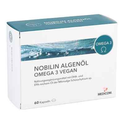 Nobilin Algenöl Omega-3 vegan Kapseln  bei apotheke.at bestellen