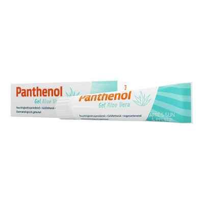 Panthenol Gel Aloe Vera  bei apotheke.at bestellen