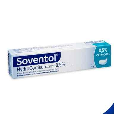 Soventol Hydrocortisonacetat 0,5%