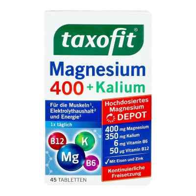 Taxofit Magnesium 400+kalium Tabletten  bei apotheke.at bestellen