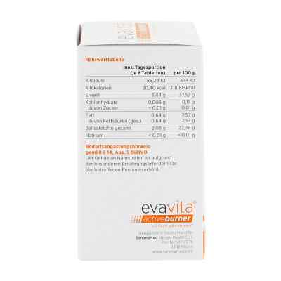 Evavita activeburner Tabletten  bei apotheke.at bestellen