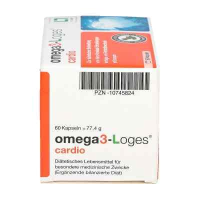 Omega 3-loges cardio Kapseln  bei apotheke.at bestellen