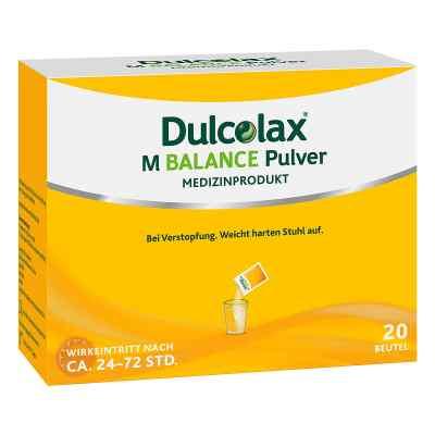 Dulcolax M Balance Pulver Medizinprodukt  bei apotheke.at bestellen