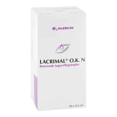 Lacrimal O.k. N Augentropfen