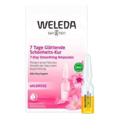 Weleda Wildrose 7 Tage Glättende Schönheits-kur  bei apotheke.at bestellen