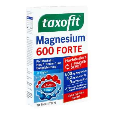 Taxofit Magnesium 600 Forte Depot Tabletten