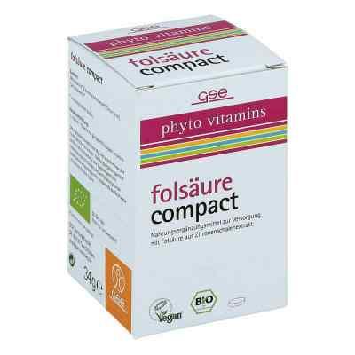 Folsäure Compact Bio Tabletten  bei apotheke.at bestellen