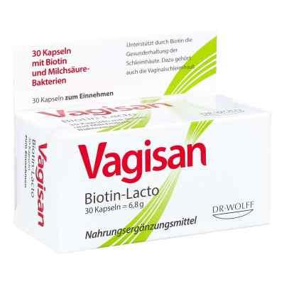 Vagisan Biotin-lacto Kapseln  bei apotheke.at bestellen