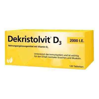 Dekristolvit D3 2.000 I.e. Tabletten  bei apotheke.at bestellen