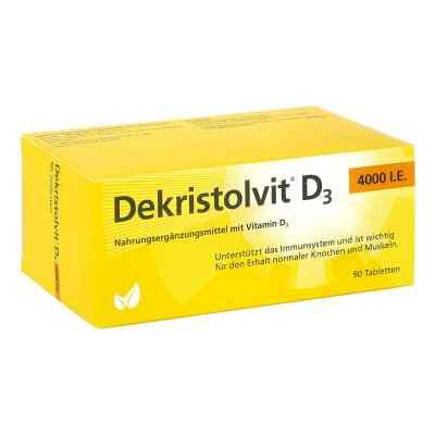 Dekristolvit D3 4.000 I.e. Tabletten  bei apotheke.at bestellen