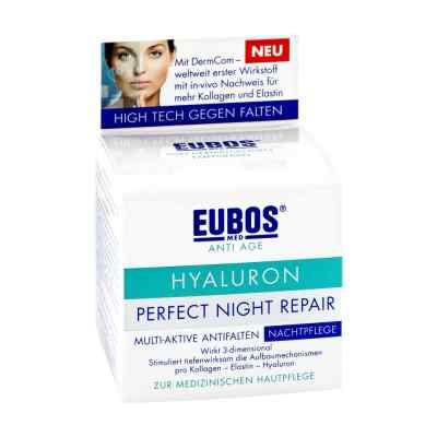 Eubos Hyaluron Perfect Night Repair Creme