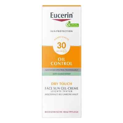 Eucerin Sun Gel-creme Oil Contr.anti-gl.eff.lsf 30  bei apotheke.at bestellen