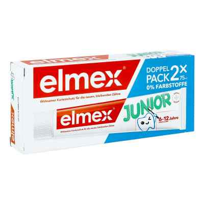 Elmex Junior Zahnpasta Doppelpack  bei apotheke.at bestellen