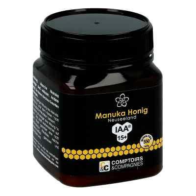 Manuka Honig Mgo 550  bei apotheke.at bestellen
