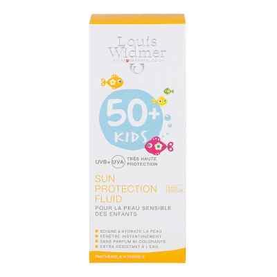 Widmer Kids Sun Protection Fluid 50 unparfümiert