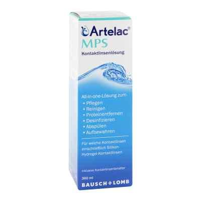 Artelac Mps Kontaktlinsenlösung