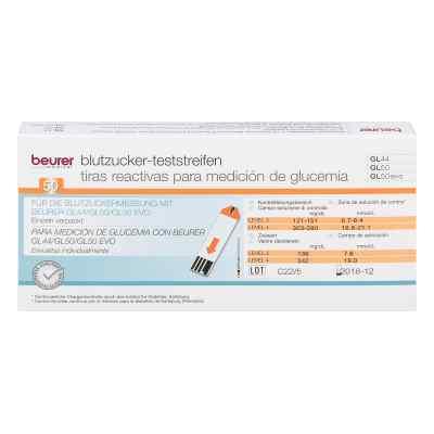 Beurer Gl44/gl50 Blutzucker-teststreifen Folie  bei apotheke.at bestellen