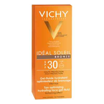 Vichy Capital Ideal Soleil Bronze Ges.gel Lsf 30  bei apotheke.at bestellen