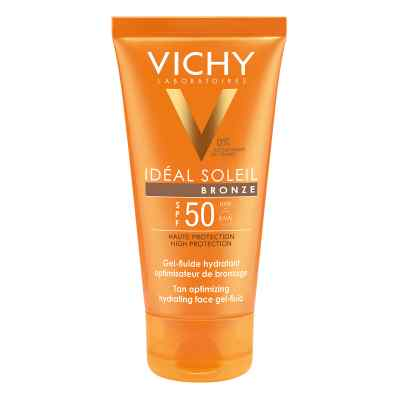 Vichy Capital Ideal Soleil Bronze Ges.gel Lsf 50  bei apotheke.at bestellen