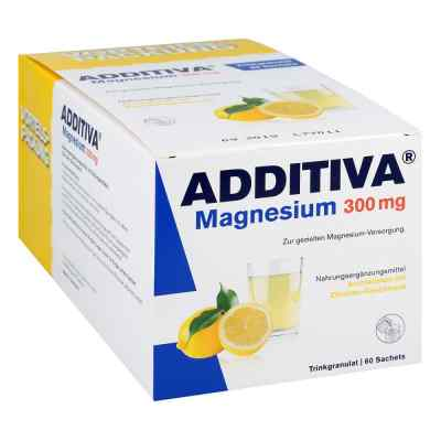 Additiva Magnesium 300 mg N Pulver  bei apotheke.at bestellen